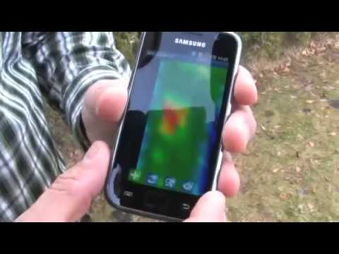 How to use the Rover UC metal detector