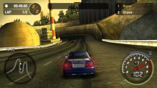 Need for Speed - Most Wanted 5-1-0 (Final Blacklist Race)