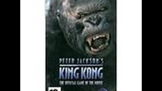 Урок как скачать игру Peter Jackson's King Kong The Official Game of The Movie!