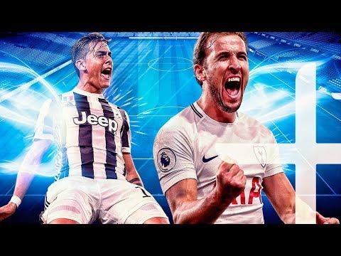 Juventus vs Tottenham | Octavos Final UEFA Champions League | Simulación FIFA 18
