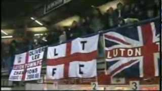 LUTON TOWN FC | TILL I DIE | -30 POINTS| SMALL TOWN BIG VOICE|