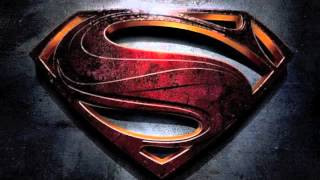 Man of Steel OST-What Are You Going to Do When You Are Not Saving the World?