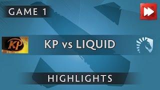 Kaipi vs Team Liquid [Game 1] Elimination Mode 2.0 - Dota Highlights