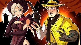 Junkenstein's Revenge Halloween Edition!! - Overwatch Gameplay