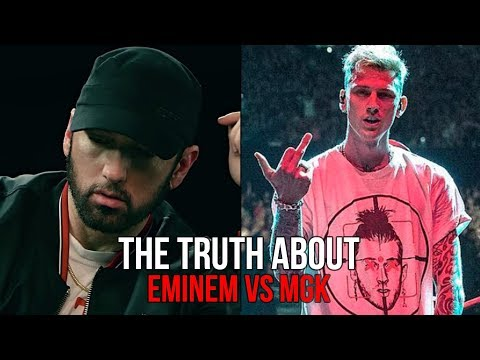 The TRUTH About The Eminem Vs Machine Gun Kelly Beef (Rap Devil vs Killshot)