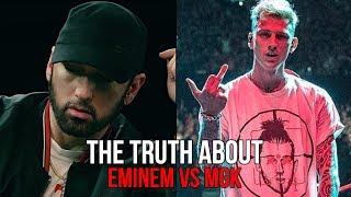 The TRUTH About The Eminem Vs Machine Gun Kelly Beef (Rap Devil vs Killshot)
