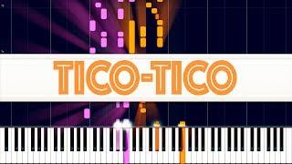 Abreu: Tico-Tico no Fubá // PAUL BARTON