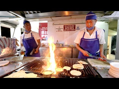 Fire Tacos Mexican Street Food Tour With 5 Mexican Guys