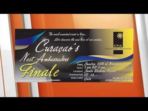 FACE OF BEAUTY | FINALE PROMO | CURAÇAO'S NEXT AMBASSADORS