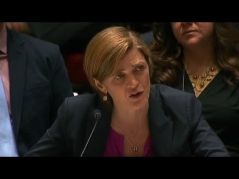 US ambassador to UN: Israel treated differently than compared other members