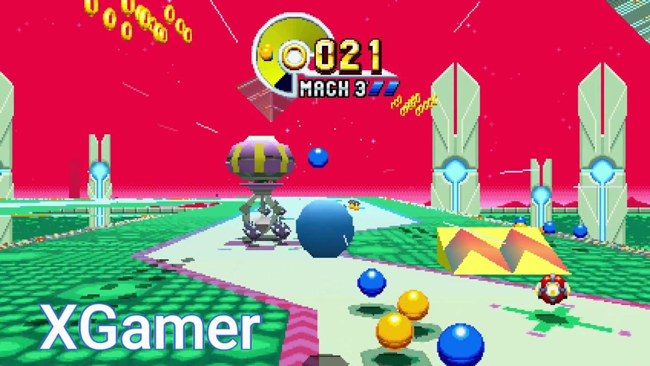 Sonic Mania : Studiopolis Zone part 3