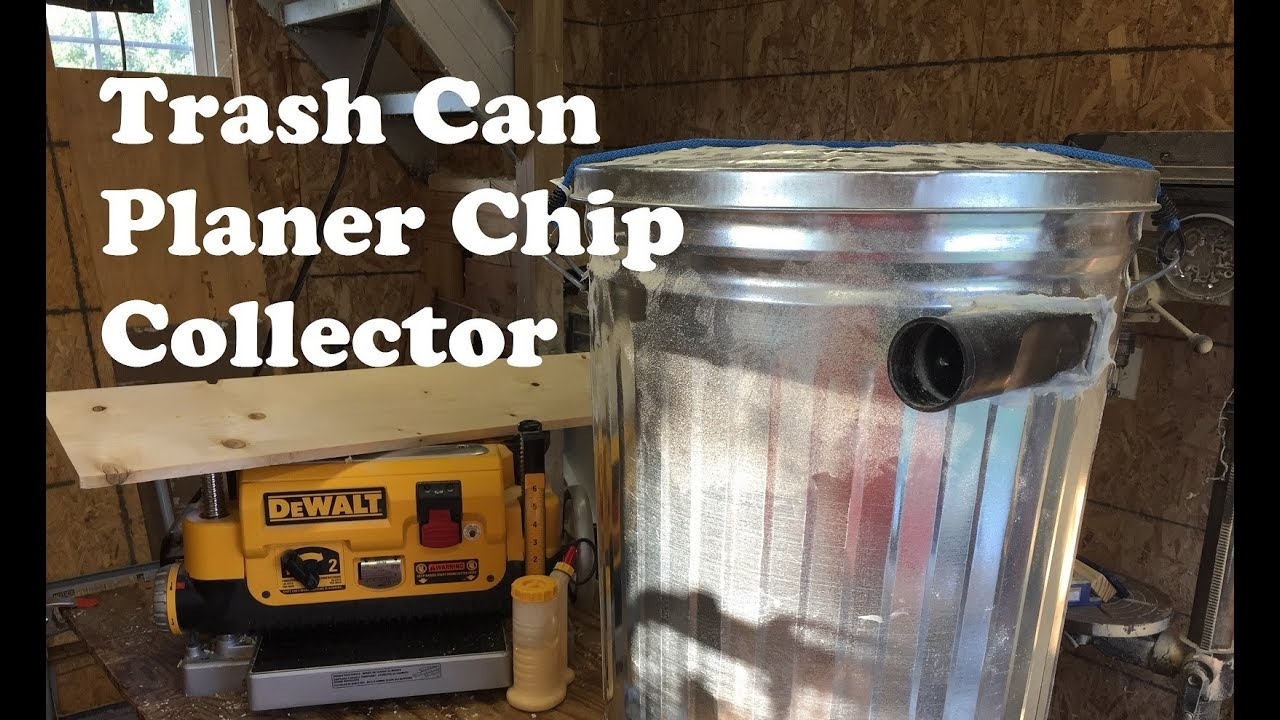Trash Can Cyclone Lid A Upgraded Dust Collector With Super Deputy Ideas Woodcraft