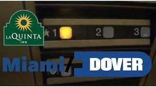 Miami/DOVER hydraulic elevator - LaQuinta Inn and Suites - Ocala FL