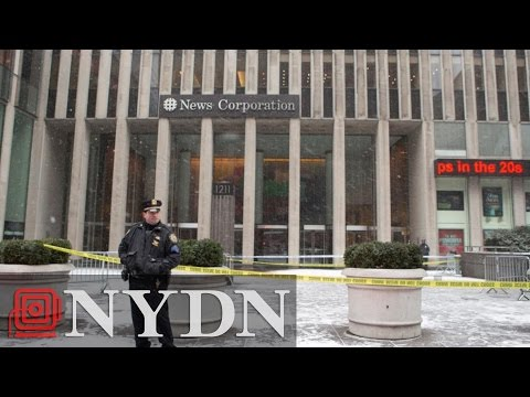Ex-Fox News Worker Kills Himself Outside News Corp Building
