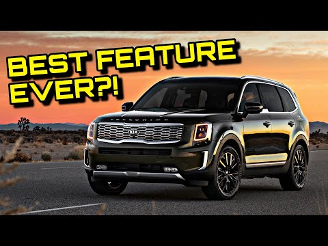 2020 Kia Telluride - You Won't Ever Curb Your Wheels With These Modern Features