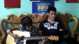 Nồng Nàn Hà Nội Guitar (Cover) - Lê An ft Co' Gì Vui, Khánh Kuxi
