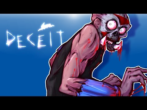 download Deceit Multiplayer - I'M NOT THE MONSTER!!!! OR AM I? (6 Player fun!)