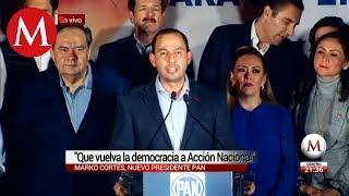 Marko Cortés: Ganamos de forma contundente