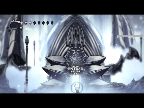 Road to White Palace + White Palace 🖤 | Hollow Knight | Reco