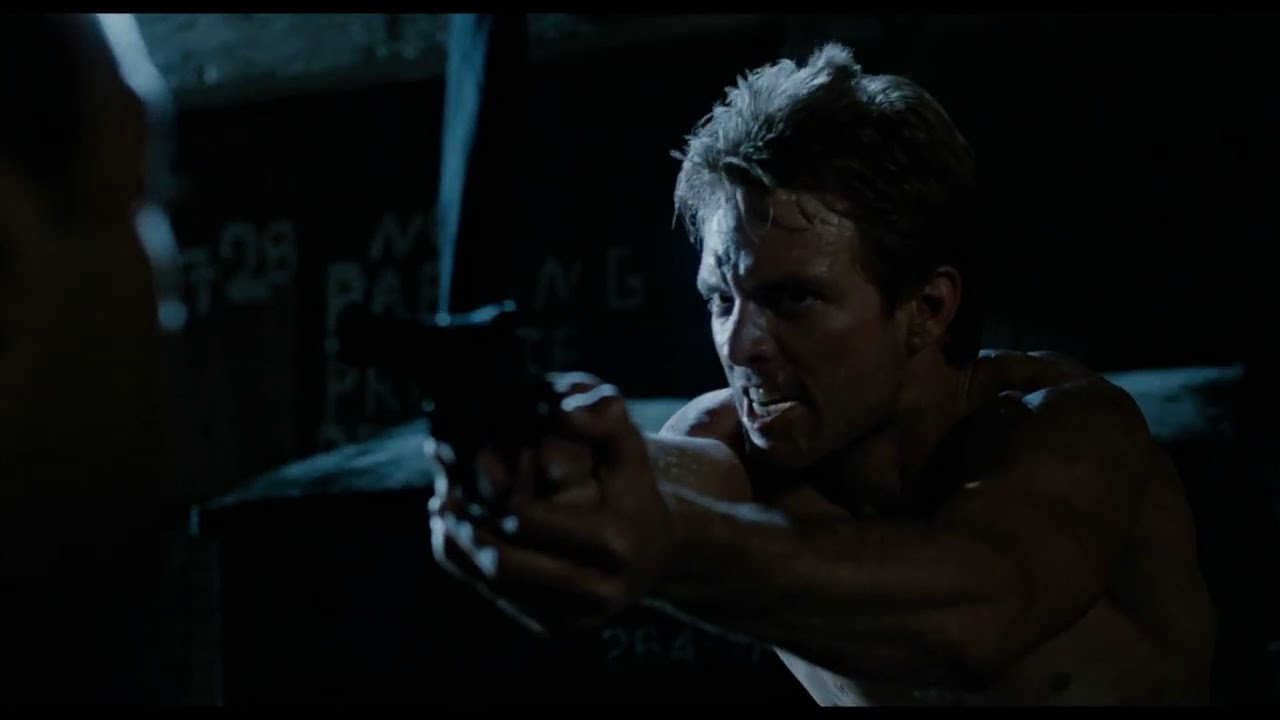 The Terminator 1984   Kyle Reese Arrival HD Clip 3-23