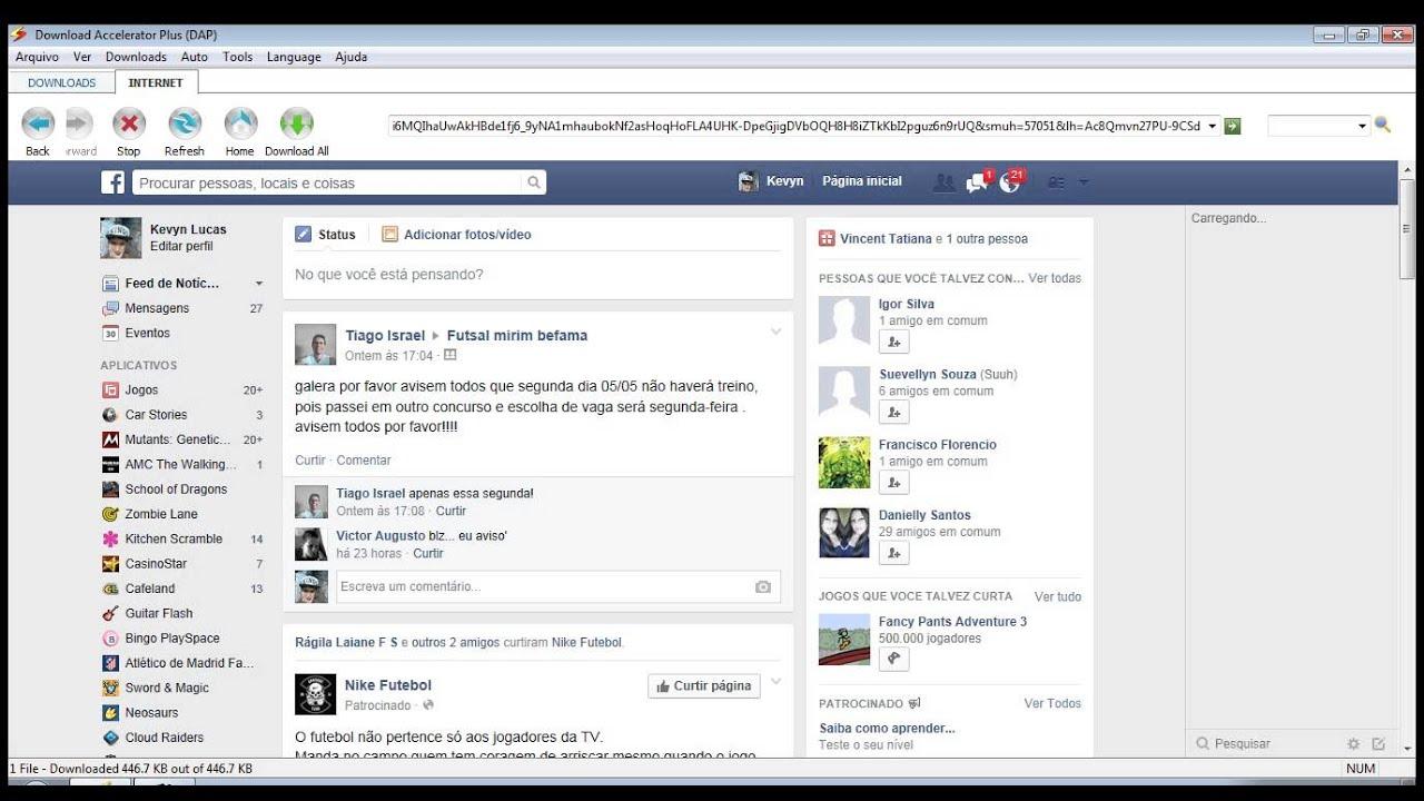 Facebook.Dcom