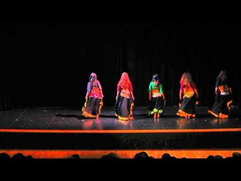Belly dance on Qarar by Yalla Spring....