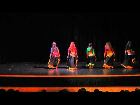 Belly dance on Qarar by Yalla Spring. Qarara rasha...
