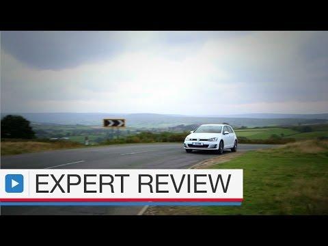 Volkswagen Golf GTI MkVII hatchback expert car review