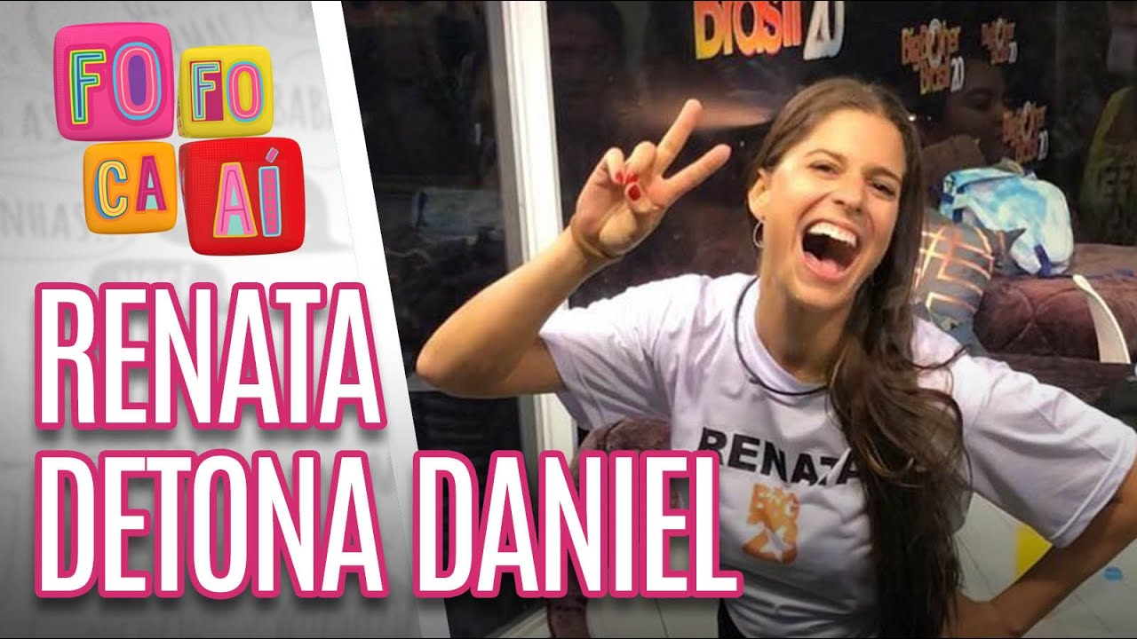 Ex-Casa de Vidro do 'BBB' DETONA Daniel - Fofoca Aí (24/03/20)