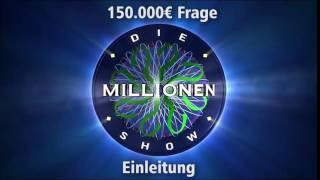 150.000€ Frage - Einleitung | Millionenshow Soundeffect
