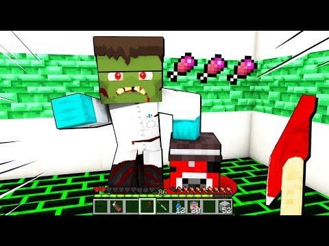 DOTTORE INFETTO HA MANGIATO CICO!! - Minecraft Epidemia 027