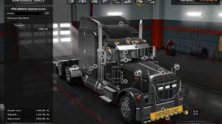 [ETS2]Euro Truck Simulator 2 Peterbilt 378 v 3.0 [1.30.x]