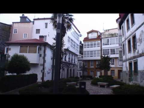 La Coruña, Spain - October 2014 - An Oriana Cruise
