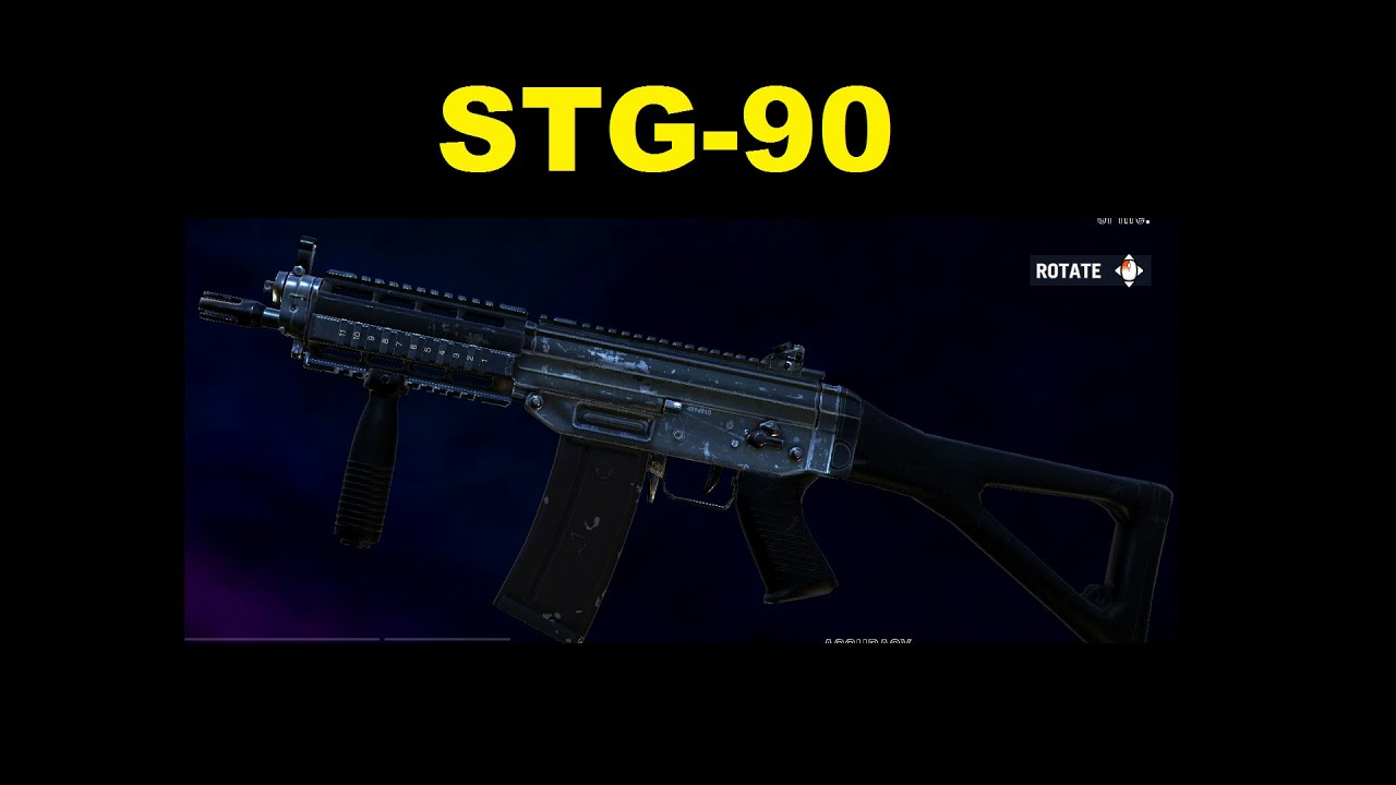 far cry 4 weapon reviews stg 90 assault rifle [ 1280 x 720 Pixel ]