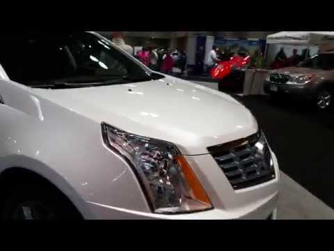 2016 Cadillac SRX AWD Premium Collection