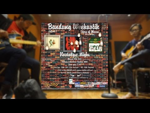"Mocca's Acoustic Concert: Bandung Weekustik ""Story of Mocca"" (Teaser Video)"