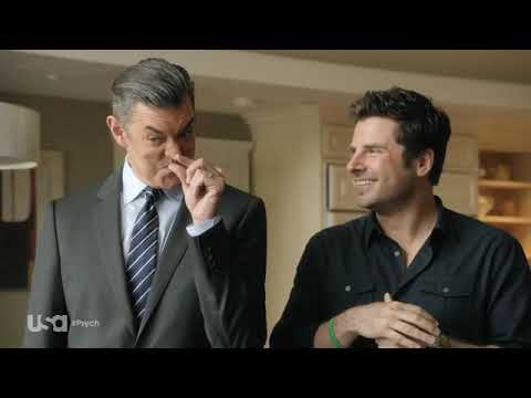 Download Psych Season 8 | Bloopers/Psych-outs