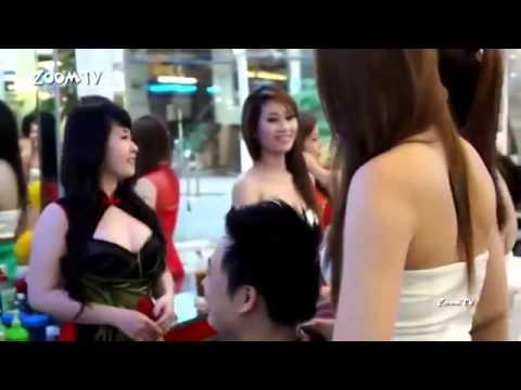 Vào động gái ở Sài Gòn để ngắm gái đẹp