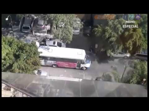 Enfrentamiento en Guadalajara por ataque al ex fiscal de Jalisco