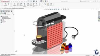 How To Create High Resolution Images From SOLIDWORKS Models Without Rendering