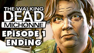 The Walking Dead: Michonne - Episode 1: In Too Deep - Gameplay Walkthrough Part 3 (PC)