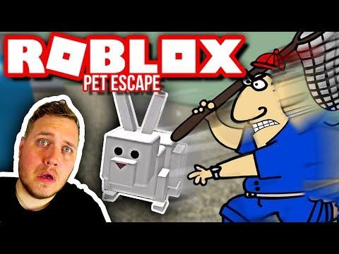 LØB LILLE KANIN-VERCINGER! 🐇 :: Roblox Pet Escape Dansk