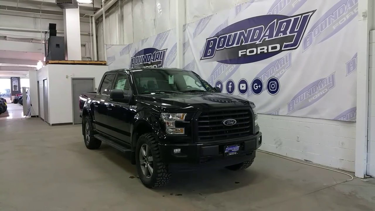 """2017 Ford F-150 W/ 5.0L V8, 33"""" tires, Leveling kit Review 