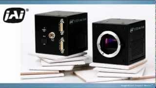 Jai - Color Line Scan Cameras (3 & 4-CCD, 3-CMOS)