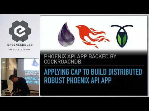 Applying CAP to build distributed robust Phoenix API app