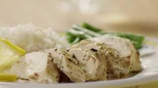 Chicken Recipe - How To Make Slow Cooker Chicken