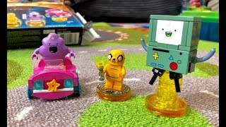 Lego Adventure Time BMO Jake the Dog Lumpy Space Princess - Lego Dimensions 71246
