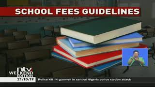 Reprieve for parents as school fees cut