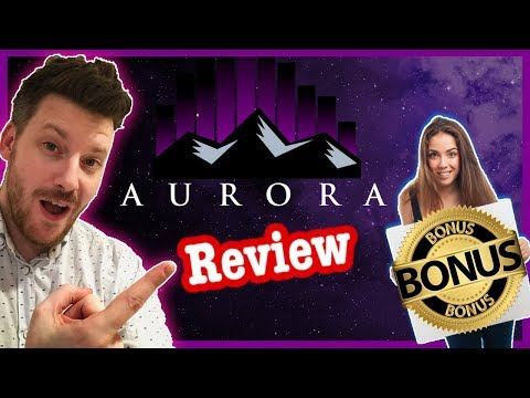 Aurora Software Review 2019 (Unique All-in-One Passive Income System) ✅