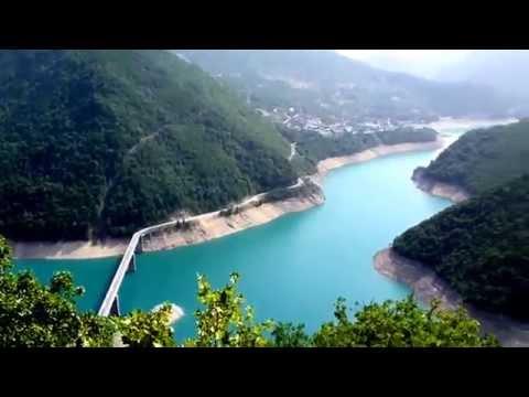 Черногория. Красивые пейзажи.